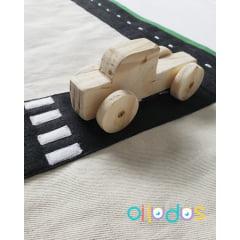 Kit pista de carrinhos